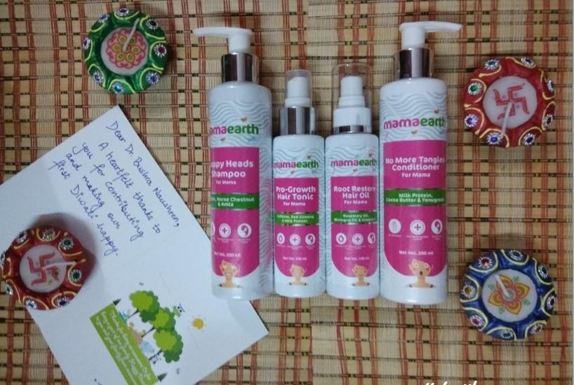 Stop Hair Fall with Mamaearth Anti Hair Fall Kit