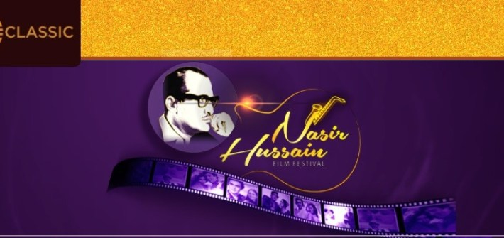 Zee Classic presents the 'Nasir Hussain Film Festival'