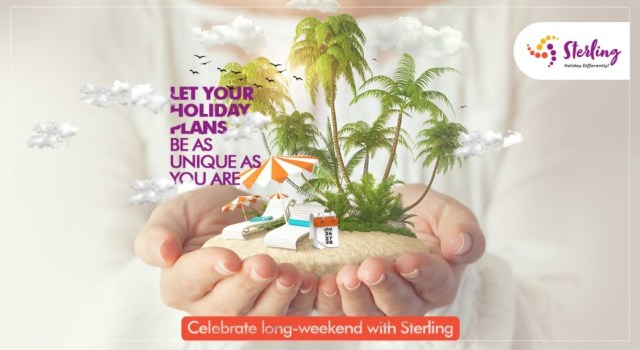 Holiday Differently With The 'NEW' Sterling Resorts