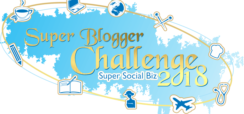 Super Blogger Challenge 2018