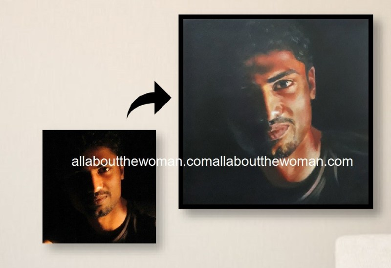 Turn Your Photo to Portrait Painting Online