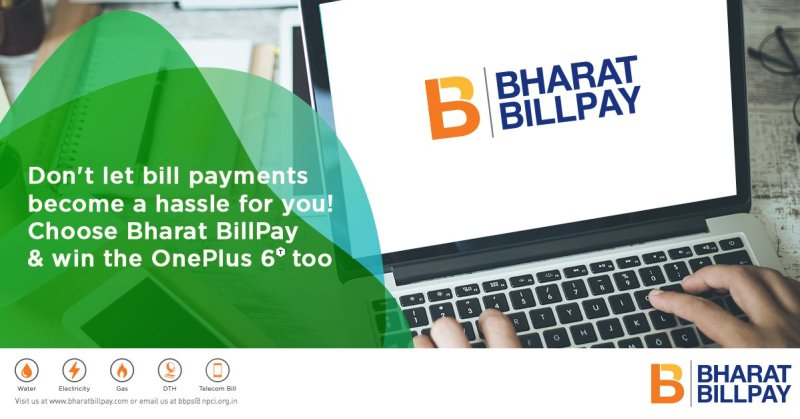 And Ecosystem ofbill payment services like Bharat BillPay empowers over millions of consumers for secure and easy billpayment.