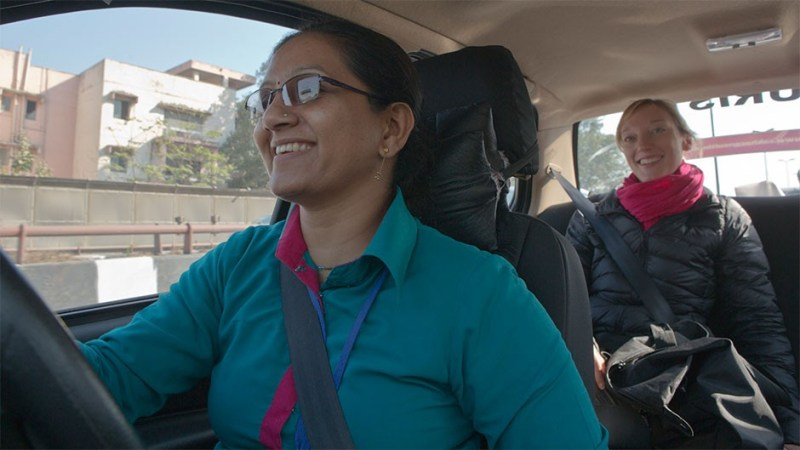 Azad Empowering Women To Drive For Dignity