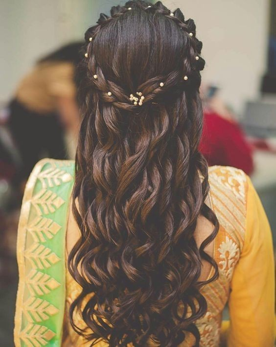 Best Indian Bridal Hairstyles For Your Wedding All About The Woman