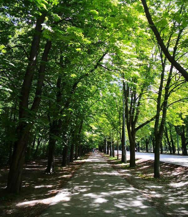 Vienna parks and outdoors