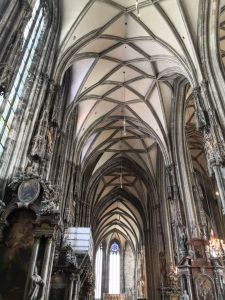 St. Stephen cathedral - interior3
