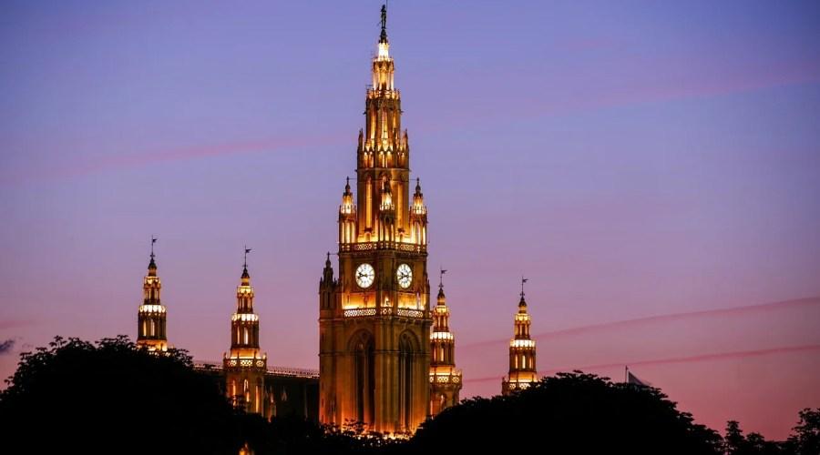 Rathaus - Vienna City Hall