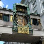 Anker Clock Ankeruhr - 'hidden' gem of Vienna