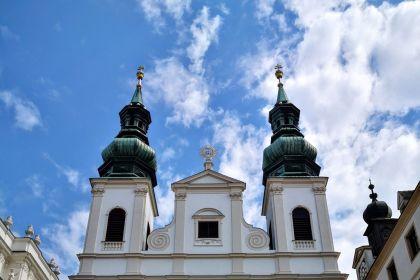 Jesuit Church - Jesuitenkirche