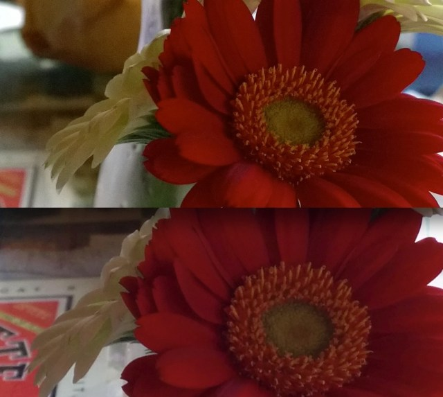 Crop comparison, 1020 and Nexus 5