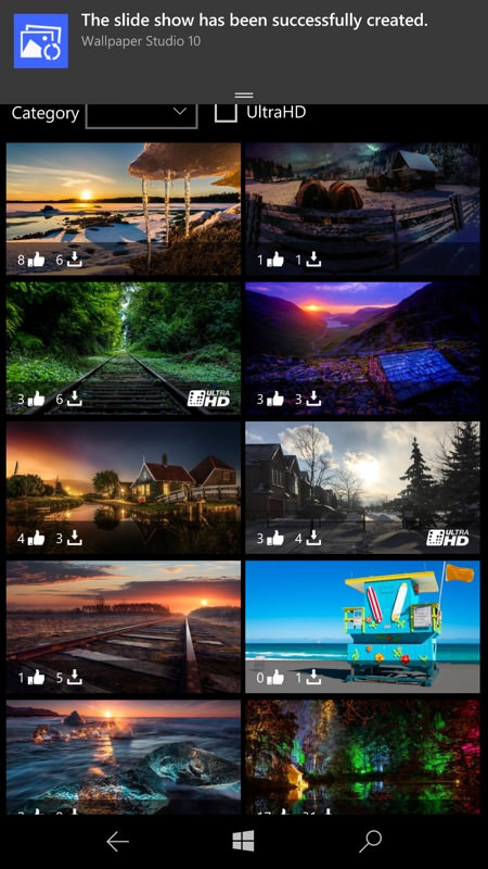 Wallpaper Studio 10 UWP review - All About Windows Phone