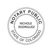 Notary Public-Rodriguez, Nichole