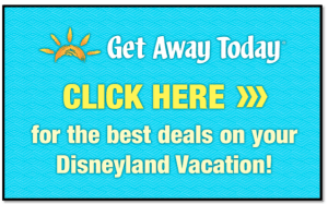 GET AWAY TODAY DISNEYLAND TICKETS