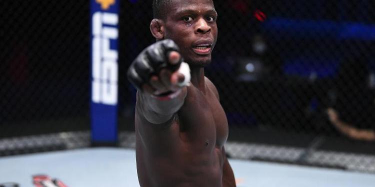UFC.com BY E. SPENCER KYTE, ON TWITTER @SPENCERKYTE • OCT. 18, 2020