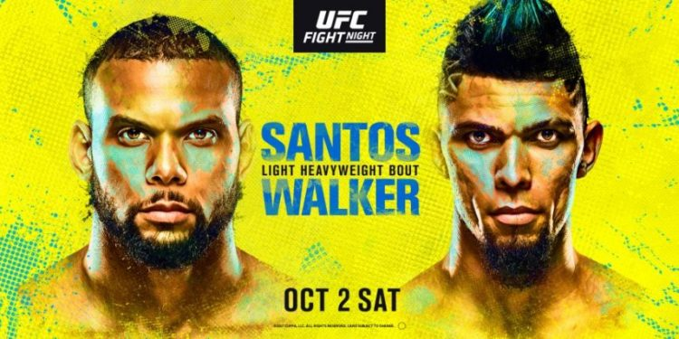 UFC vegas 38 promo