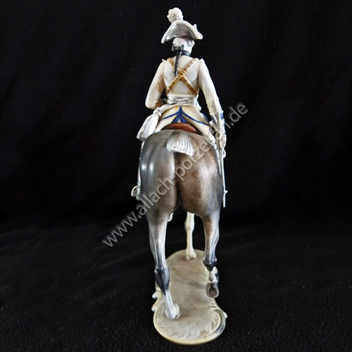 17 Seydliß-Cuirassier-Officer, painted - view from back