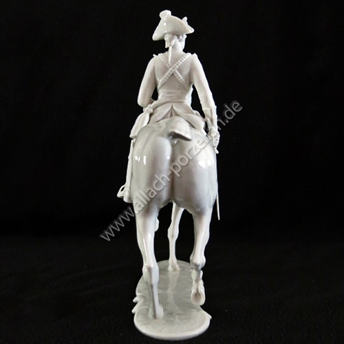 17 Seydliß-Cuirassier-Officer - view from back