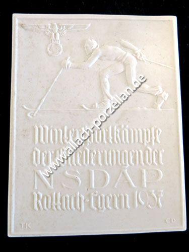 NSDAP Winter Championship Rottach - Egern 1937