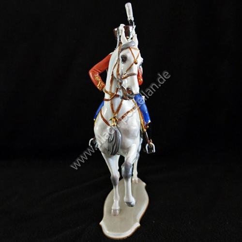 93 Leib Garde Hussar, farbig - Ansicht vorderseite
