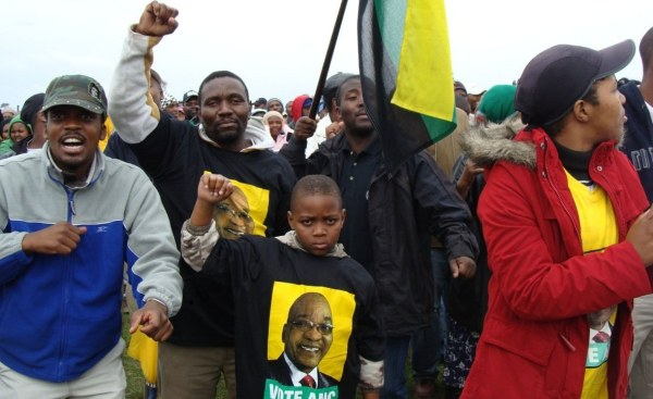 Fractured South African Ruling Party Launches Manifesto ...