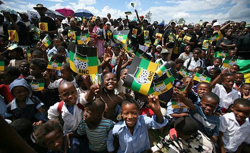 South African Ruling Party Behind 'Black Ops' Election ...
