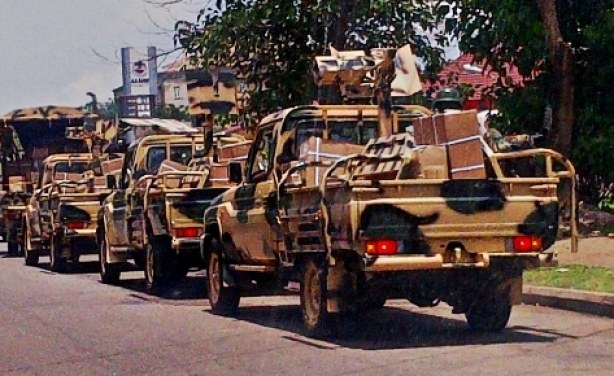 Image result for Army 24 operational vehicles to Nigerian Army