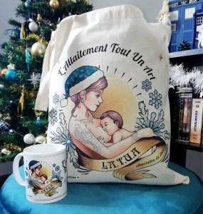 Tote Bag Edition Noël