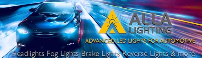 LED License Plate Light Upgrade for Cars Trucks SUVs at ALLALighting.com