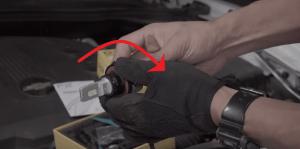 Adjust Chevrolet Camaro LED Headlights Bulb Beam Pattern
