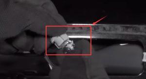 Dodge Ram 1500 3rd Brake Light Center High Mounted Stop Bulbs Install Remove Harness