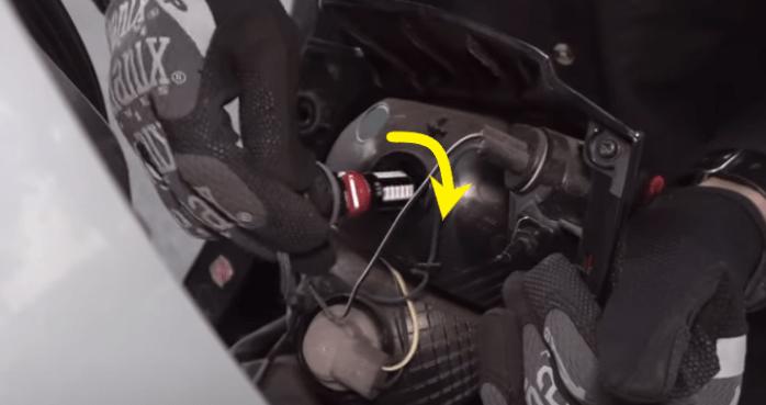 2013 Chevy Sonic LED STROBE Brake Light 23