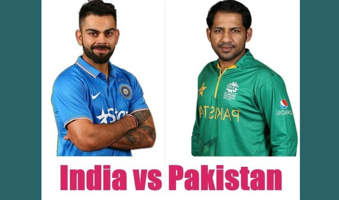 Cricket World Cup 2019: India and Pakistan match