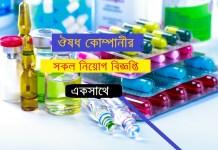 Prothom Alo Pharmaceuticals Job Circular