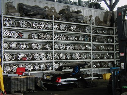 Scrap Car Parts For Sale Amp Salvage Junkyard In Nj All American Auto Salvage