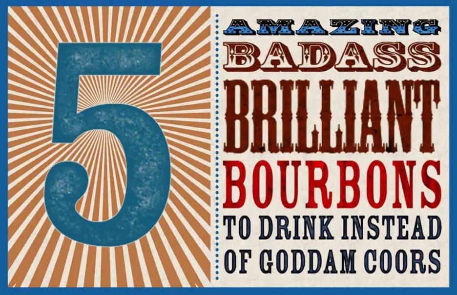 coors bourbon