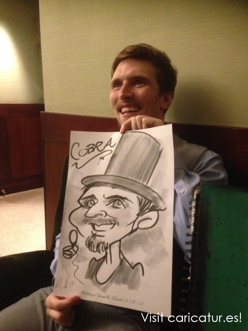 Caricature Artist Cork