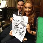 Caricature Artist Kilkenny Allan Cavanagh