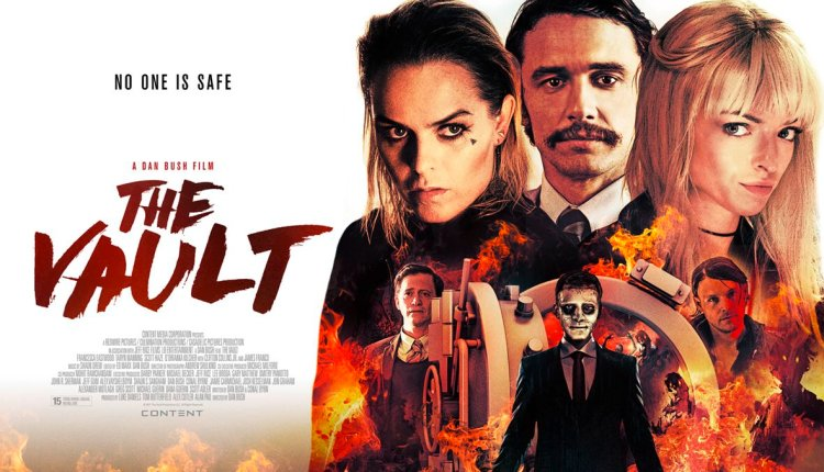 the vault 2017 online sa prevodom