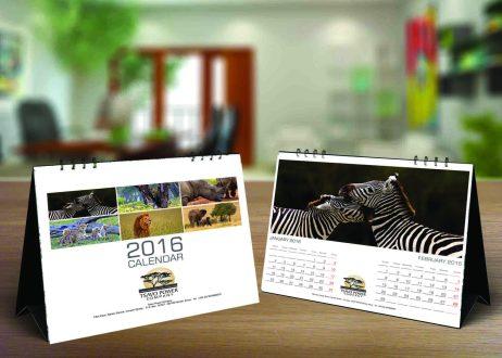 Design - Tsavo Power Calendar