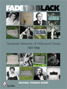 Books     New      HOLLYWOODLAND    Celebrity grave books have become popular over the years and    Fade to  Black    manages to do a good job going where many others have gone before