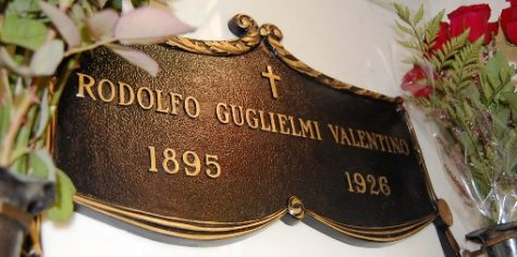 Image result for rudolph valentino grave