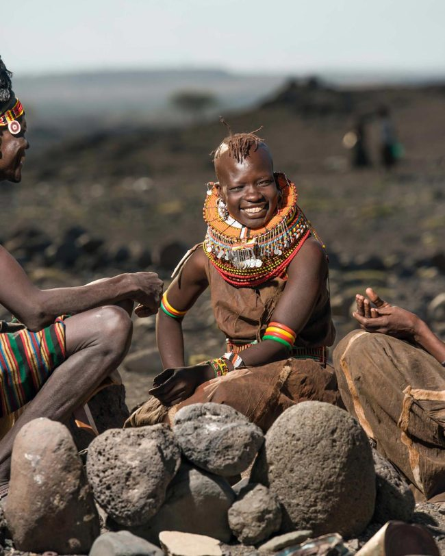 Turkana Family