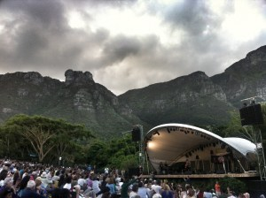 Kirstenbosch Summer Sunset Concerts