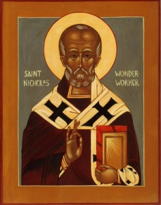 St. Nicholas of Myra - The Saint who somehow became Santa Claus