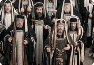 The Pharisees - The Enemies of God