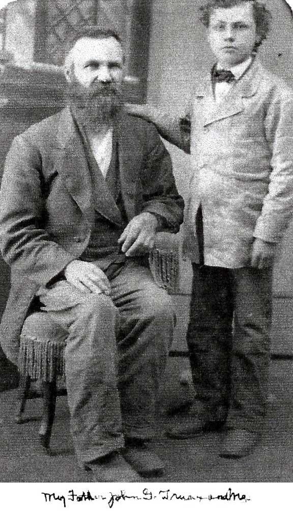 Allan Truax & His Father
