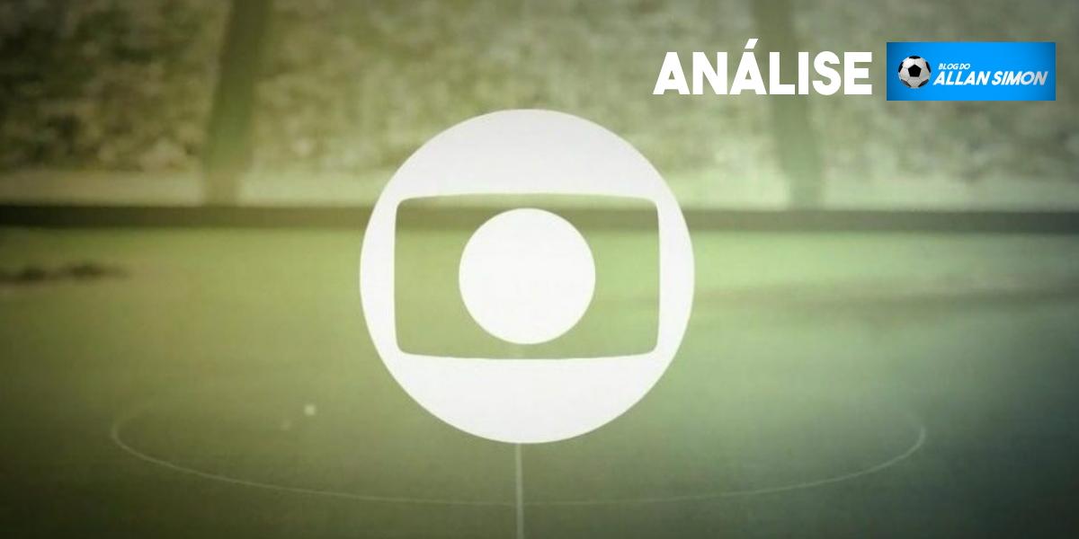 Globo exibiu reprises de futebol entre abril e junho de 2020