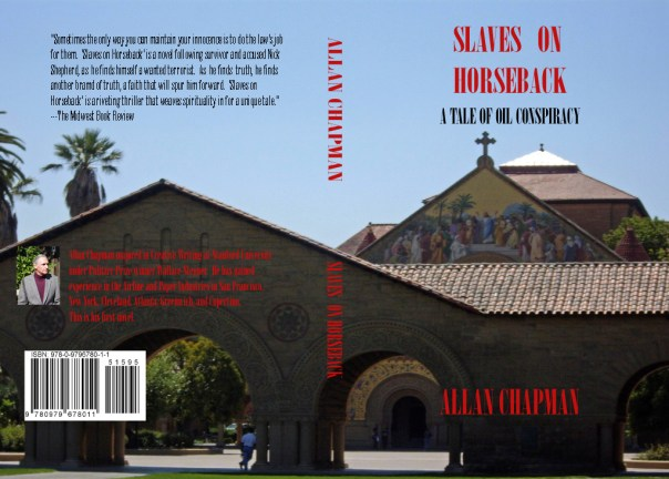 ORDER SLAVES ON HORSEBACK PAPERBACK EDITION