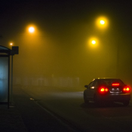 A Foggy Night (2014)