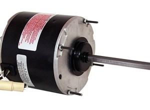 """5-5/8"""" Diameter Multi-Horsepower Condenser Fan Motors"""